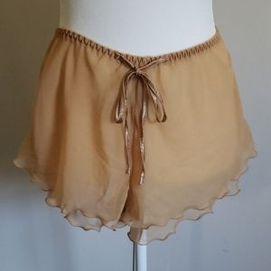 Vintage Victoria Secret Ruffle Shorts